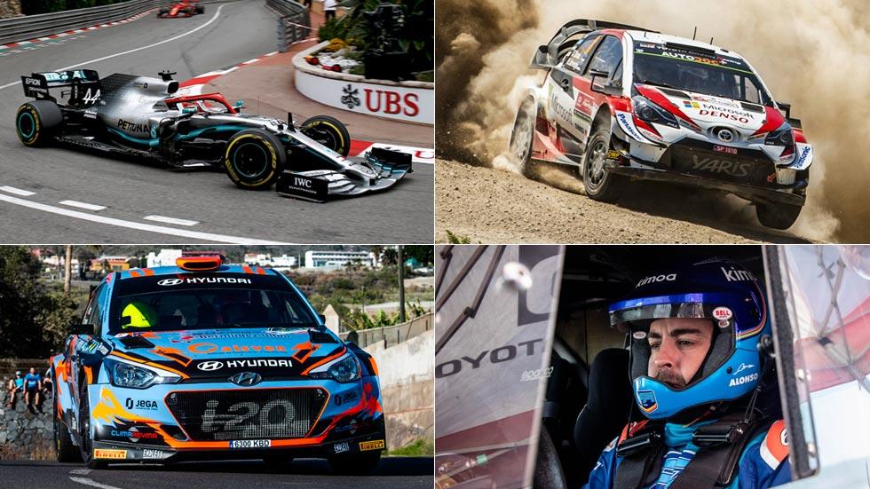 Motorsport en 2019: carreras y rallyes con emoción después del verano