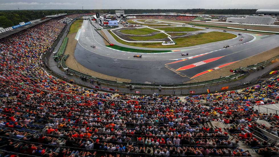 Alemania se queda sin Gran Premio de F1 en 2020