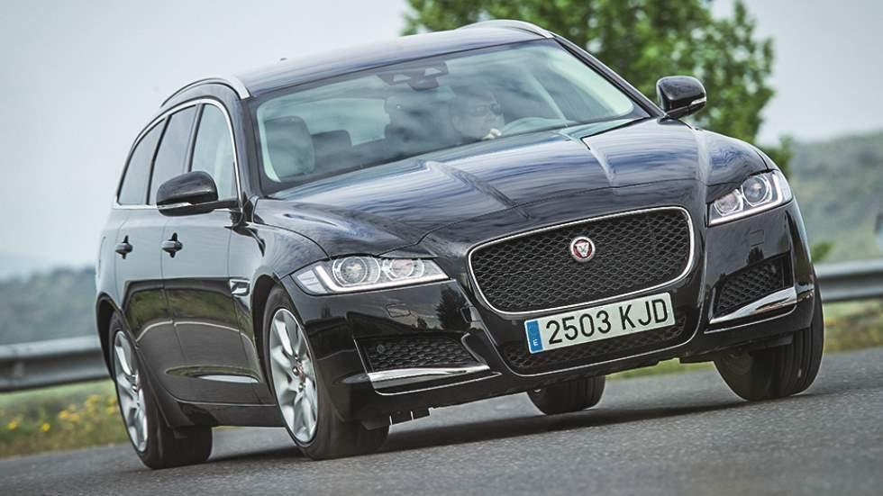 A prueba el Jaguar XF Sportbrake: pura elegancia en formato familiar