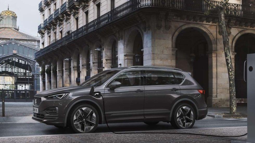 Seat Tarraco FR PHEV: así es el nuevo SUV, en VÍDEO