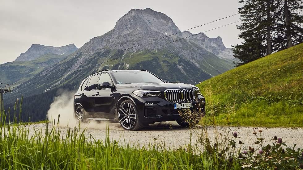 BMW X5 xDrive45e: los datos clave del nuevo SUV híbrido enchufable