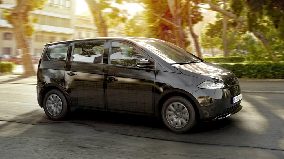 Sono Sion: el coche eléctrico que tiene musgo en el salpicadero, ¿por qué?