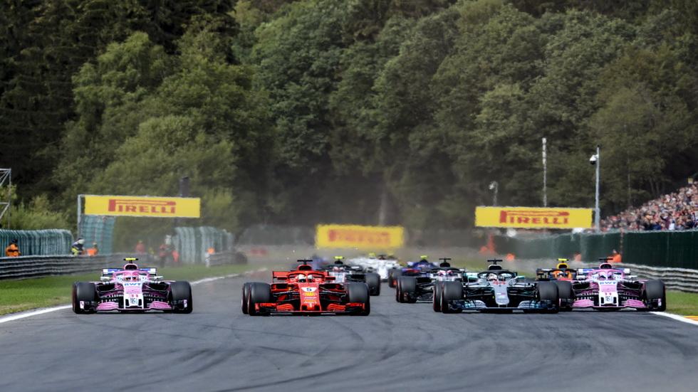 GP de Bélgica de F1: las estrategias para la carrera