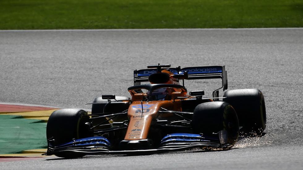 GP de Bélgica de F1: Carlos Sainz abandona en el circuito de Spa-Francorchamps