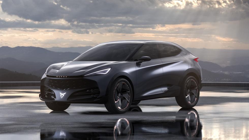 Cupra Tavascan 2020: así de espectacular es este nuevo SUV deportivo eléctrico