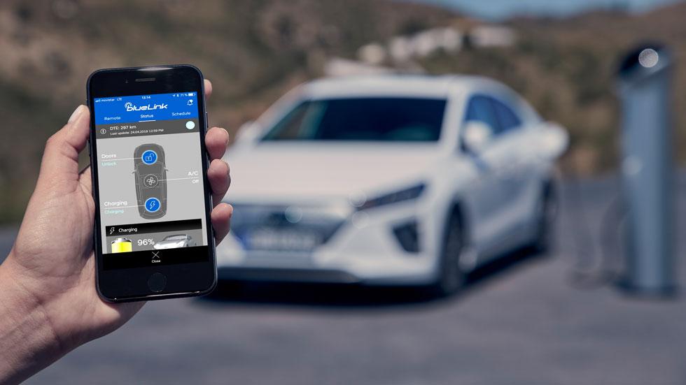 Bluelink Connected Car Services: así es la nueva gran tecnología de Hyundai