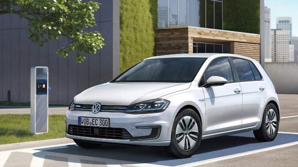VW baja el precio del e-Golf ante la llegada del nuevo eléctrico ID.3