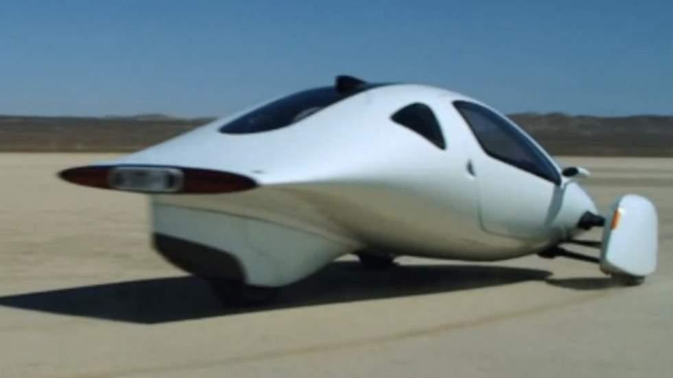 Aptera: el coche eléctrico más eficiente y aerodinámico del mundo