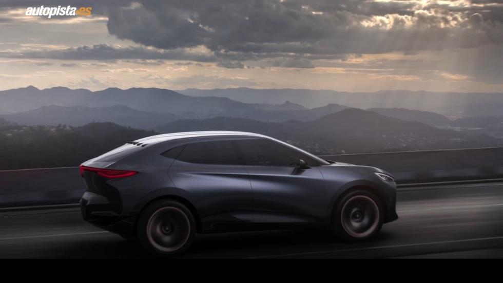 Cupra Tavascan: el nuevo SUV coupé eléctrico, en VÍDEO