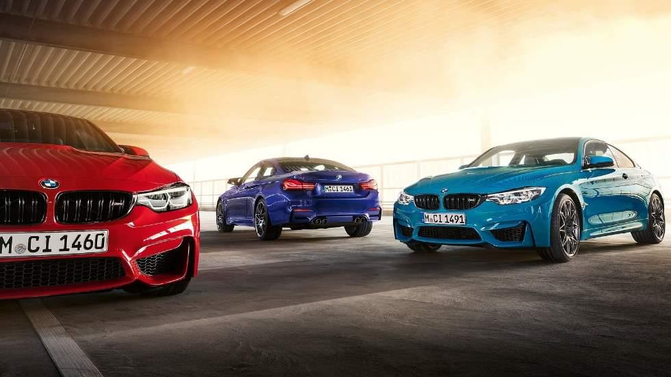 BMW M4 Edition M Heritage: un deportivo para puristas y coleccionistas