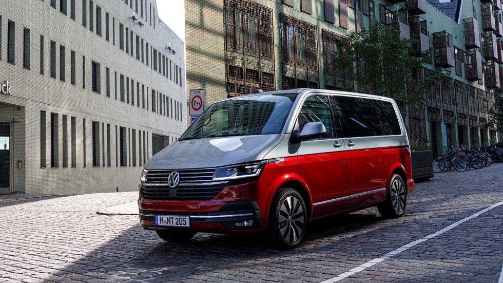 Así es el Bulli de Volkswagen más digital y moderno