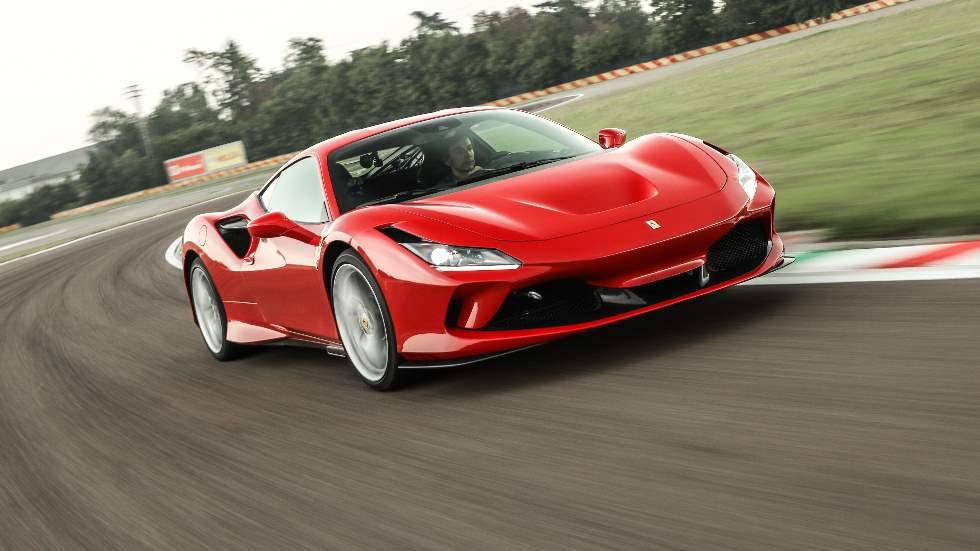 Ferrari F8 Tributo, conducimos el mejor V8 del mundo