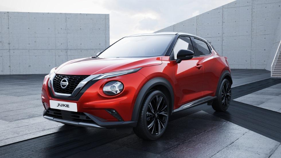 Nissan Juke 2020: todos los datos y fotos oficiales del nuevo SUV