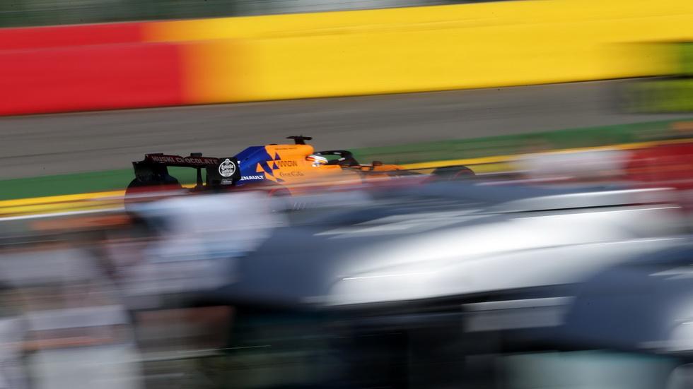 GP de Italia F1: a Sainz y a McLaren les queda trabajo por hacer