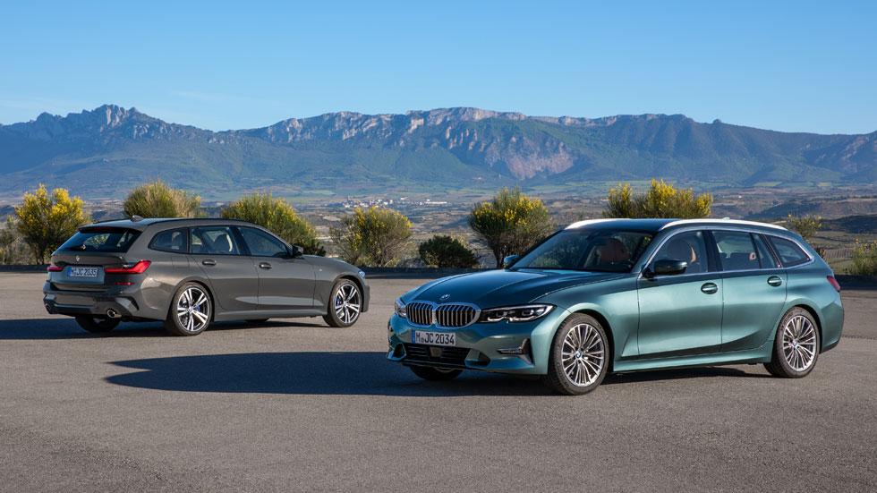 BMW Serie 3 Touring: todos los precios y gama para España del nuevo familiar