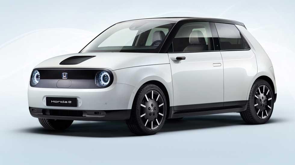 Honda e 2020: versión definitiva del primer eléctrico de la marca