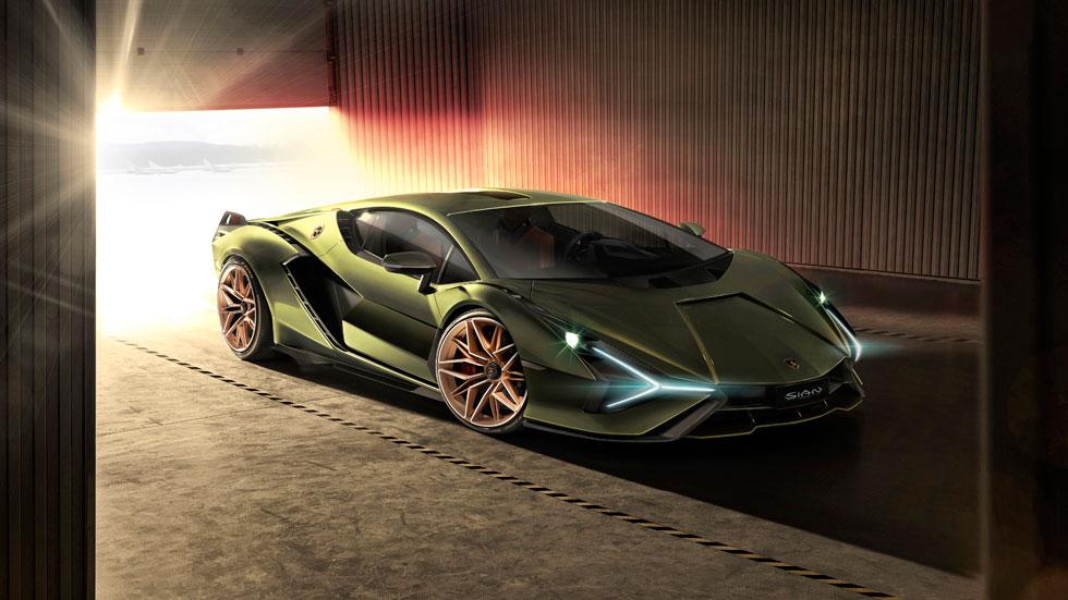 Lamborghini Sián: el nuevo híper deportivo del presente y del futuro
