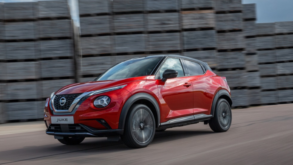 Nissan Juke 2020: todos los precios, gama y datos para España del nuevo SUV