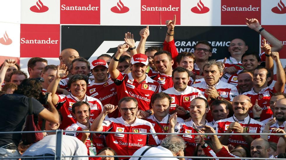 GP de Italia de F1: los mejores números del fin de semana