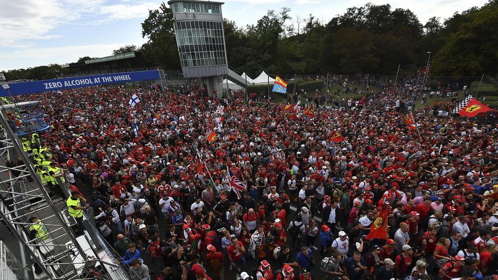 GP de Italia de F1: Monza seguirá celebrando la F1 hasta 2024