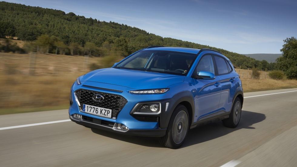 Hyundai Kona Híbrido: prueba, opiniones y precios del nuevo SUV, con etiqueta ECO de la DGT