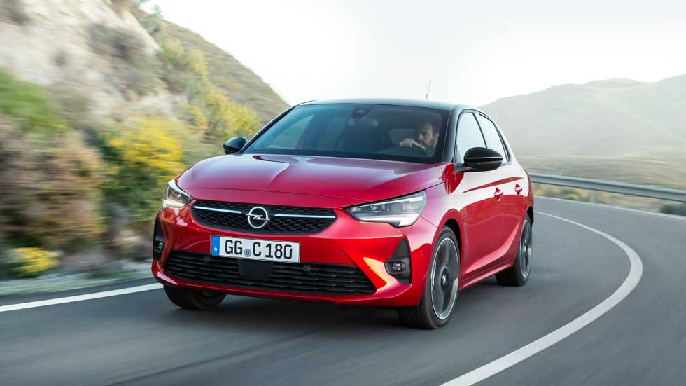 ¡Solo en septiembre! Cambia tu coche y Opel te garantiza 3.500 euros
