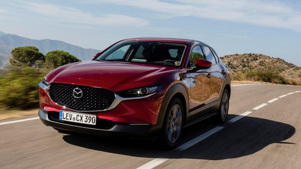 Mazda CX-30: todos los precios y datos del nuevo SUV, ya a la venta