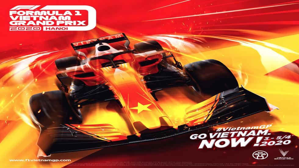 GP de Vietnam de F1: la Formula 1 desvela en un vídeo cómo es el trazado de Hanoi
