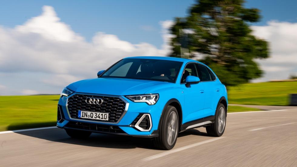 Audi Q3 Sportback: prueba, opiniones y fotos del nuevo SUV, más deportivo