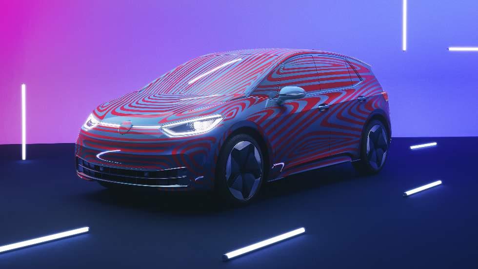 VW ID.3: más de 30.000 reservas ya para el nuevo compacto eléctrico