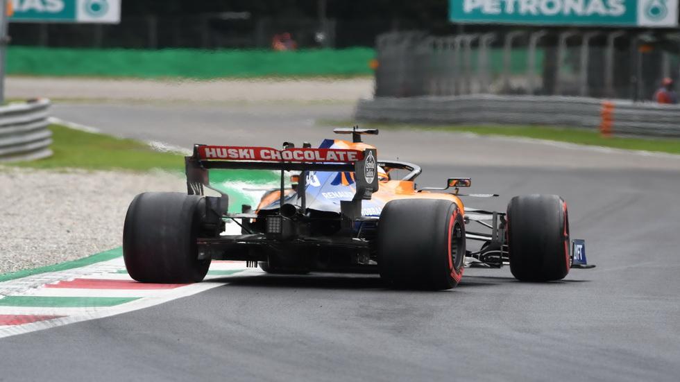 "GP de Italia de F1: Sainz reconoce que ""no esperábamos estar tan lentos en recta"""