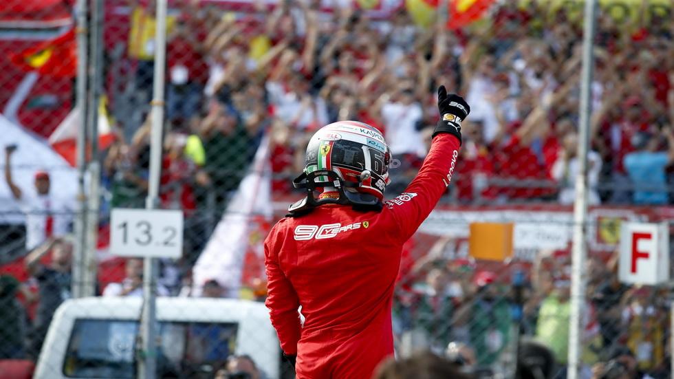 GP de Italia de F1 (Q): segunda pole position consecutiva para Charles Leclerc