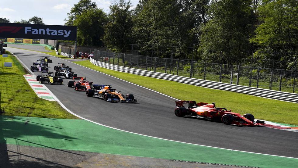 GP de Italia de F1: la última vuelta de calificación, bajo investigación