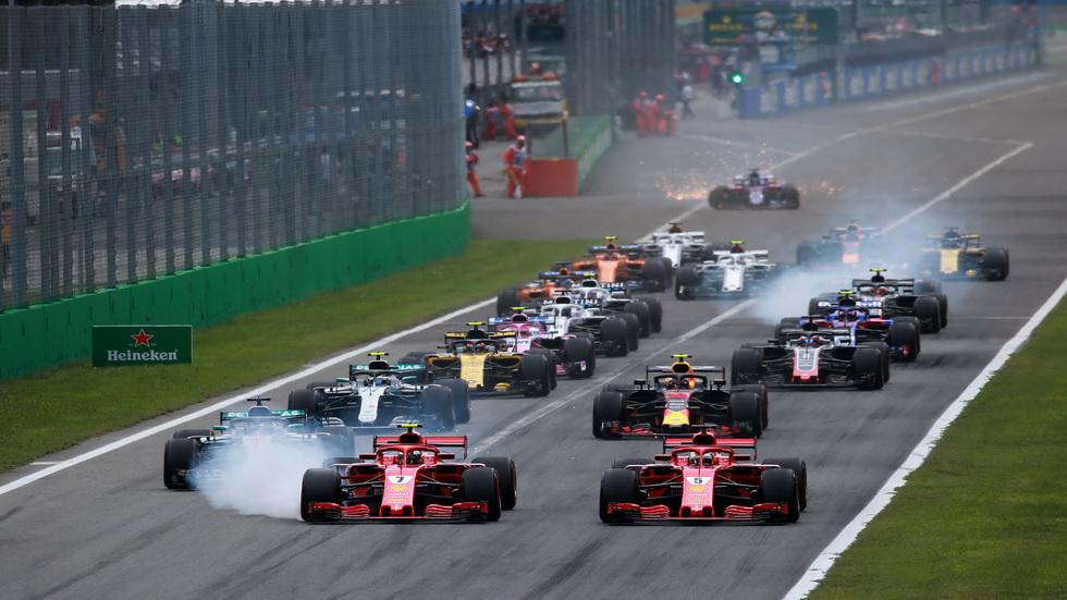 GP de Italia de F1: las estrategias para la carrera