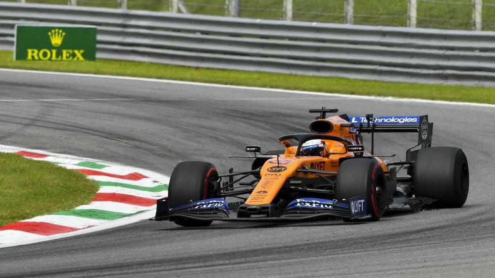 GP de Italia de F1: Sainz pierde la sexta posición por un error en boxes