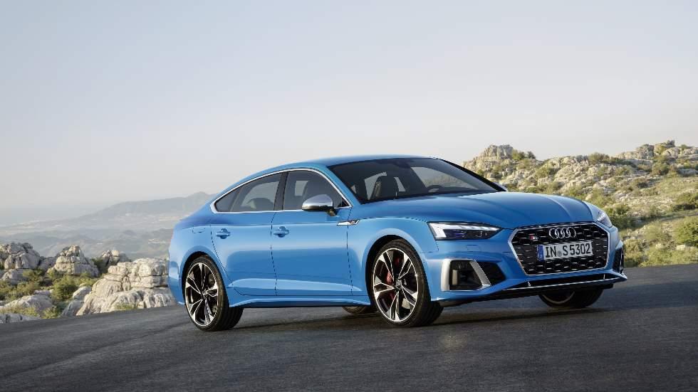 Audi A5 2020: así se renueva la berlina