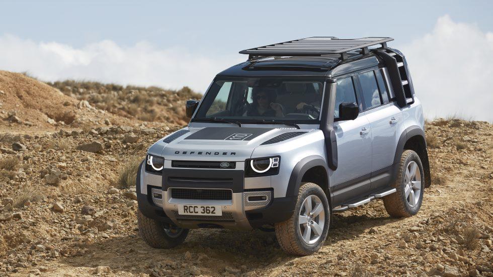 Land Rover Defender 2020: todos los datos y fotos del sustituto de un mito