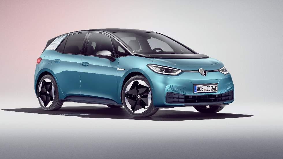 VW ID.3 First Edition: todos los datos y fotos oficiales del nuevo eléctrico