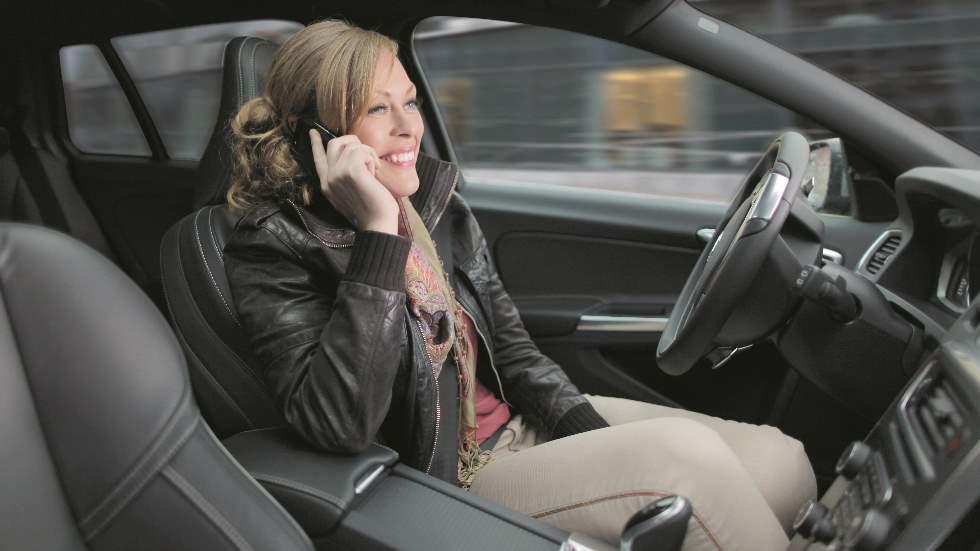 Un tramo de autopista en España prueba la tecnología para coches autónomos