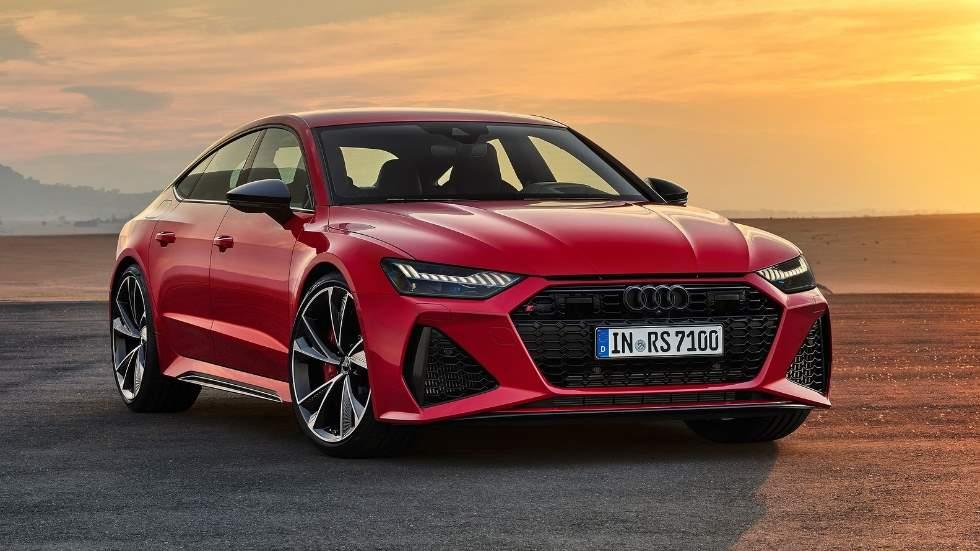 Audi RS 7 Sportback 2020: con los genes del RS 6 Avant y hasta 600 CV