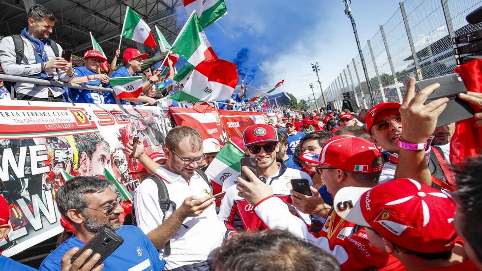 GP de Italia de F1: estos números nos dejó Monza