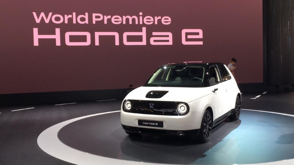 Honda e 2020: precios, fotos y datos clave del nuevo eléctrico