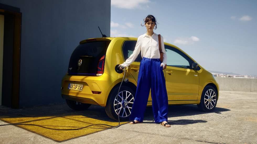 VW e-up! 2020: todos los datos y claves del nuevo coche urbano eléctrico