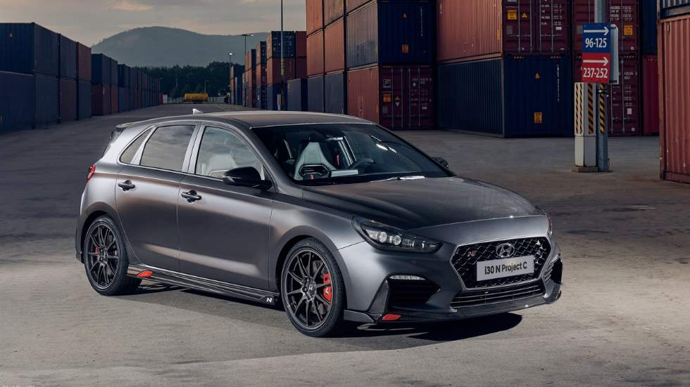 Hyundai i30 N Project C: así es la nueva edición limitada del compacto deportivo