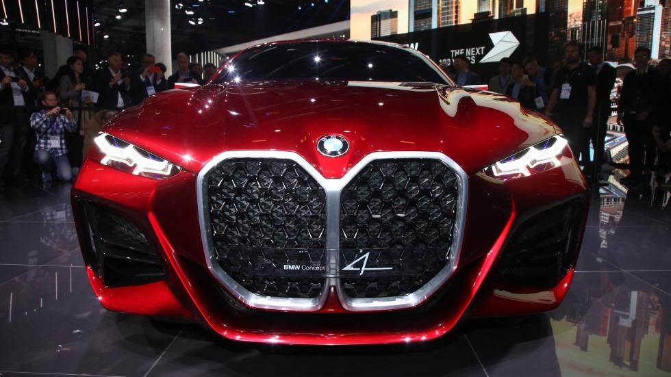 Salón de Frankfurt 2019: los coches más increíbles y los automóviles del futuro