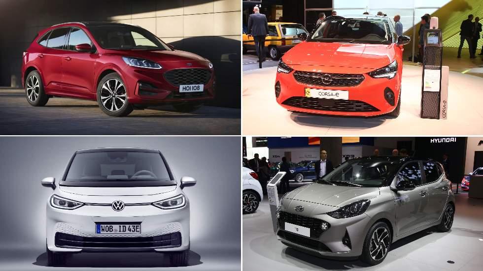 Salón de Frankfurt 2019: los mejores coches y SUV para comprar