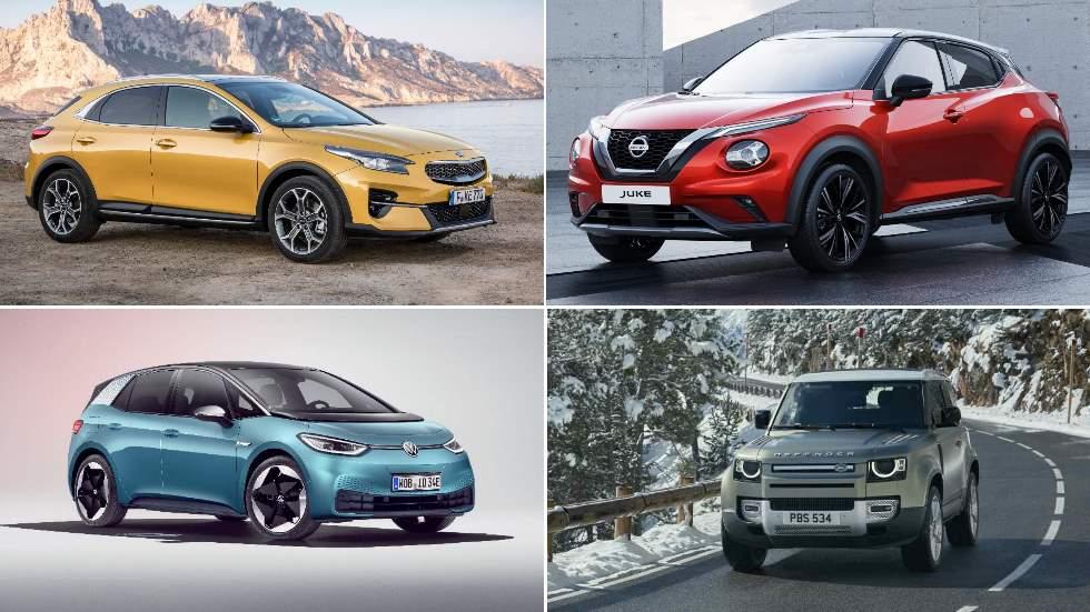 Revista Autopista 3.113: nuevos Nissan Juke, Kia XCeed, Land Rover Defender, VW ID.3…