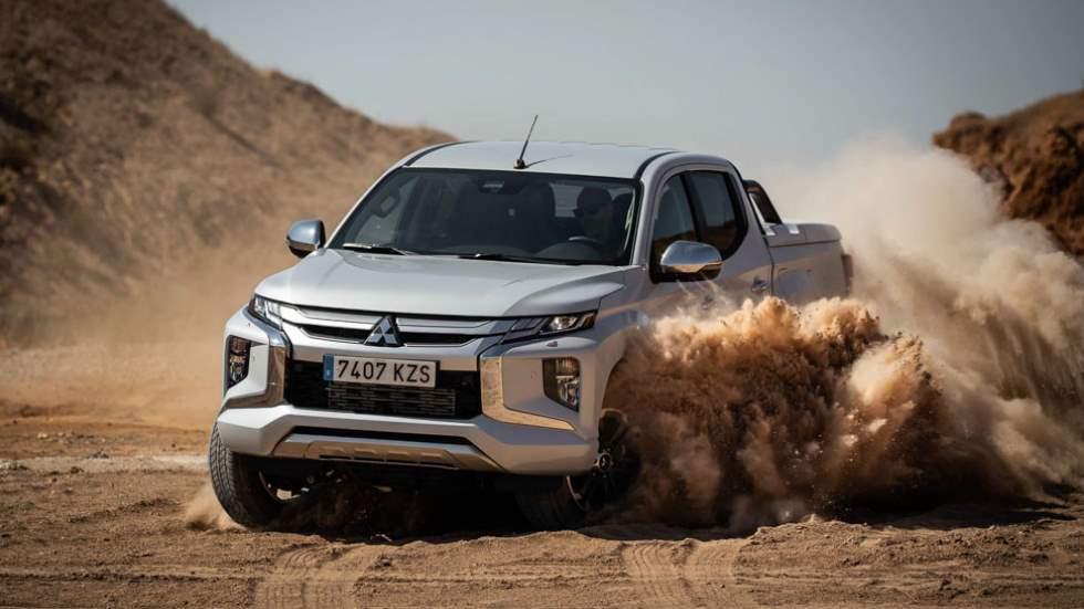 Mitsubishi L200 2020. prueba y precios de la nueva generación del legendario pick-up