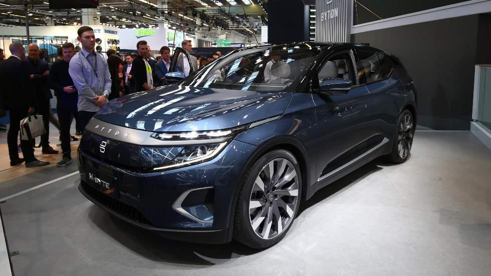 Wey S/X y Byton M-Byte: los futuros SUV chinos que llegan a Europa