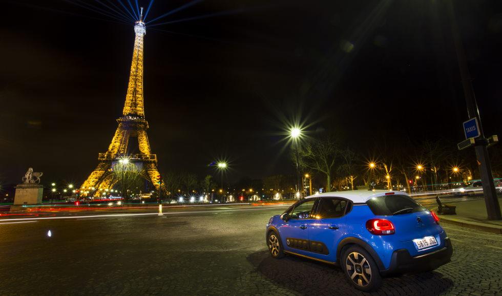 Así justifica París su prohibición a los coches diésel